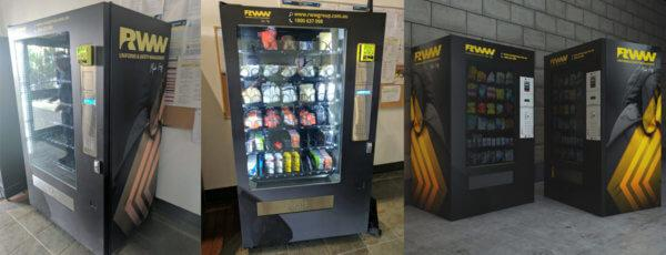 vending machine solutions
